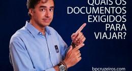 DOC EXIGIDOS PARA EMBARQUE