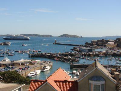 Zarpou St. Peter Port, Guernsey (GGY) 🇬🇬