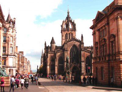 Zarpou South Queensferry, Edimburgo (GBR) 🏴