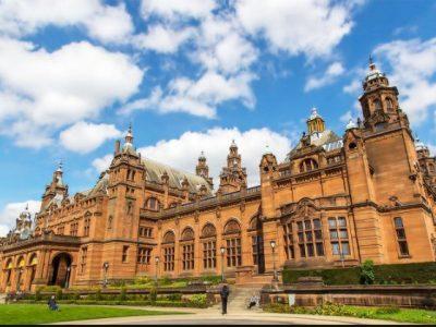Zarpou Glasgow, Greenock (SCO) 🏴