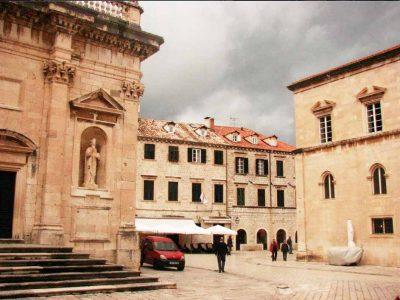 Zarpou Dubrovnik (HRV) 🇭🇷