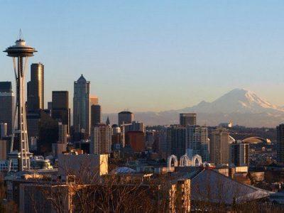 Zarpou Seattle (USA) 🇺🇸