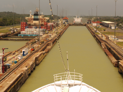 CRUZEIROS CANAL DO PANAMÁ