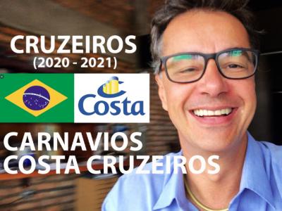CARNAVIO 2021 COSTA CRUZEIROS