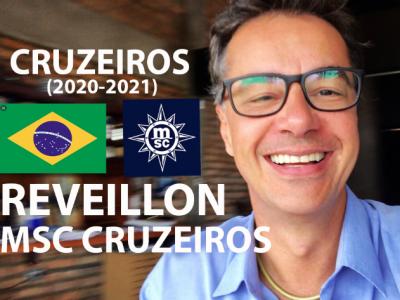 REVEILLON 2020 MSC CRUZEIROS